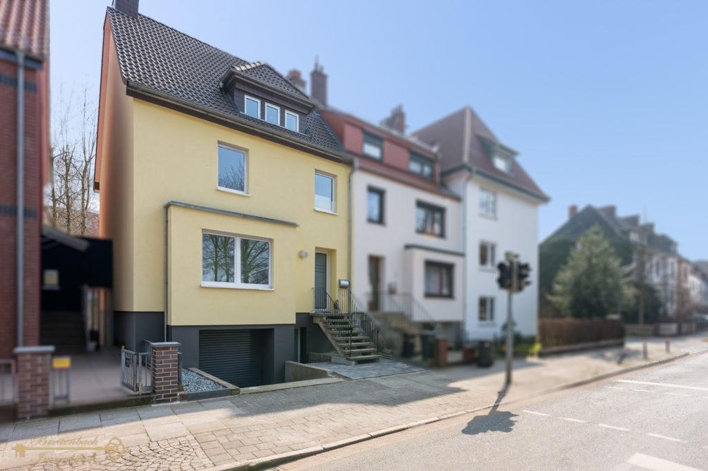 Bremen Reihenendhaus